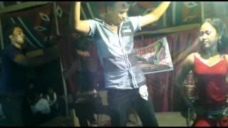Dancing performance of Engineering Students (Village Arkestra).