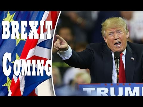 TRUMP BREXIT COMING - THE TRUTH ABOUT THE STOCK MARKET RIGHT NOW - TRUTH ON SILVER AND GOLD