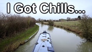 159. Winter cruising on my narrowboat! Napton to Brinklow (Part 1 of 2)