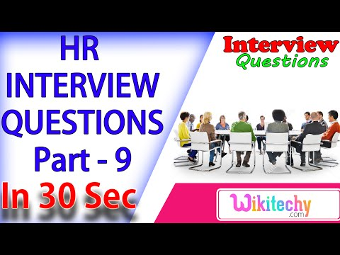 Are You Comfortable Working In A Team -9 hr interview questions answers for experienced candidates