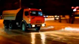 Extreme Machines Beast (Monsters), Russian dump truck Kamaz nice drift