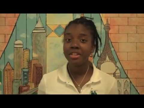 Congo Story: What Can You Do? Shelby from Global Kids