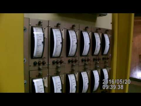 Philippine Nuclear research Institute Facility Tour - part 1