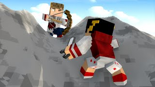 Minecraft: A PROVA DIA 1 - MORTE ‹ AMENIC ›