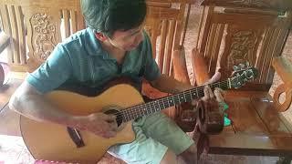 Guitar. Vì Đó là Em. Ca sĩ nổi tiếng miệt vườn - NGUYỄN BỈNH KHIÊM