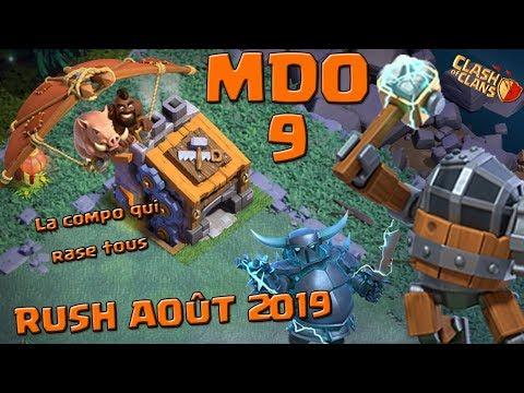 mdo-9-la-compo-rush-!-perf-a-100%-clash-of-clans