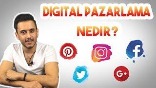 Dijital Pazarlama NEDİR? - Merhaba Youtube !