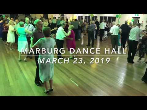 Mayfair Quickstep At Marburg Dance Hall - March 23, 2019 - With Music By The Tony Gilbert Sound.