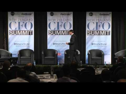 Robin Stalker: The role of the CFO in leading innovation and business strategy