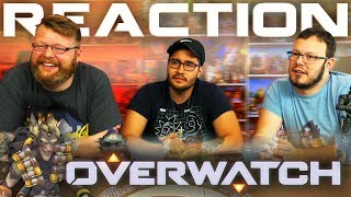 """Junkertown: The Plan"" Overwatch Short REACTION!!"
