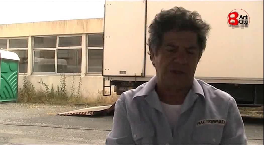 hero corp saison 4 - lionnel astier sur le tournage