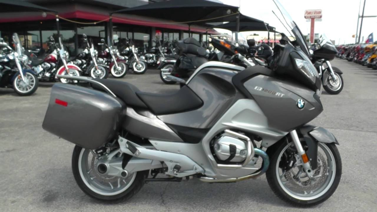 W21275 2012 Bmw R1200rt Abs Used Motorcycles For Sale Youtube