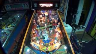 family guy pinball machine from stern sorry it s so long