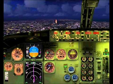 AFRICA - ANGOLA - LUANDA LANDING - BOING 737 WILCO FS2004