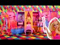 Barbie and the Secret Door Play 'n Store Castle Playset Doll Collection GameToyKids