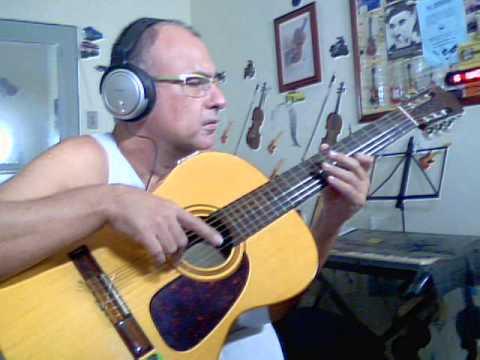Celine Dion Because you loved me- Guitar CoverRicardo Pachá