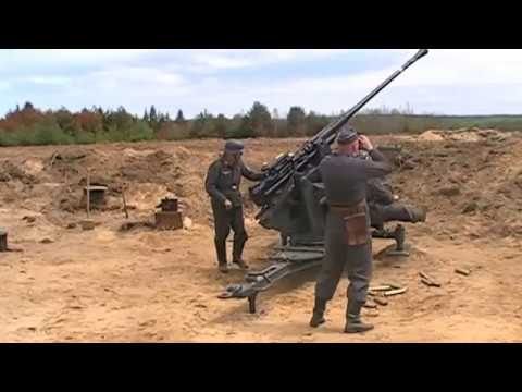 Massachusetts Military Expo German Gun by Athol Daily News