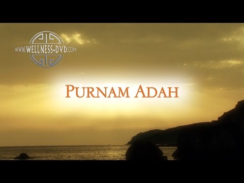 Canda & Guru Atman: Om Purnam - Perfection (Shanti Mantra)