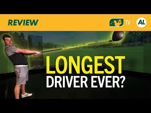 LONGEST GOLF DRIVER EVER? | 2019 GOLF DRIVER vs WORLD LONG DRIVE DRIVER