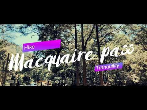 Macquaire Pass, NSW - CINEMATIC HIKING ADVENTURES 2018 - PROJECT NAVIGATOR