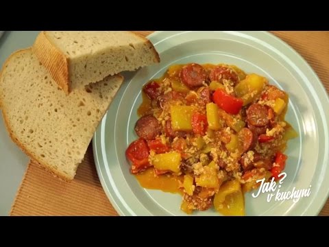Mezinárodní kuchyně: Maďarsko - Recept na pravé maďarské lečo