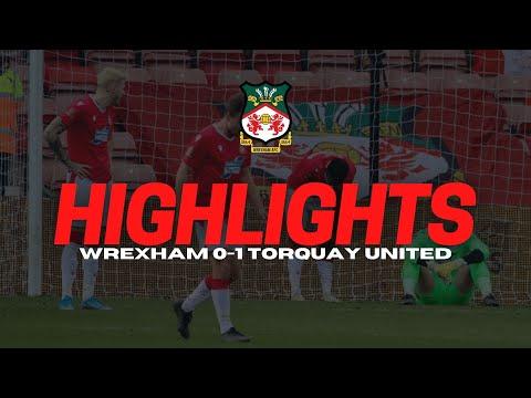 Wrexham Torquay Goals And Highlights