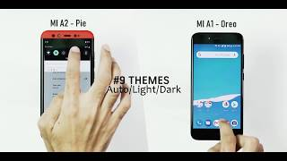 Mi A1 _ A2 _ Official Android 9.0 Pie beta - First look - Youtube/Teatech