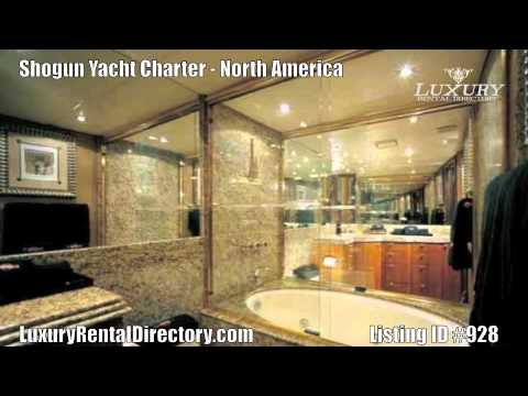Shogun Yacht Charter - West Coast North America