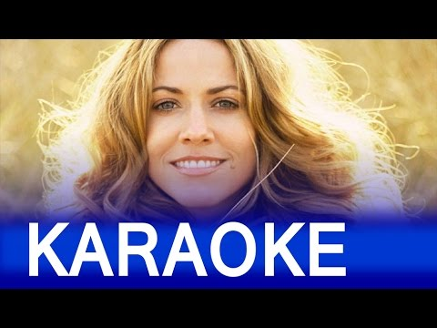 Kid Rock ft. Sheryl Crow - Picture (DUET) Karaoke version