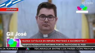 Iglesia Católica en España protegió a sacerdotes y obispos pederastas
