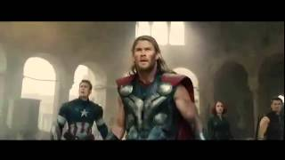 Avengers: Age of Ultron (2015) Hollywood Movie Trailer 3