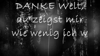Casper - Herz aus Holz ♥ (lyrics on screen)