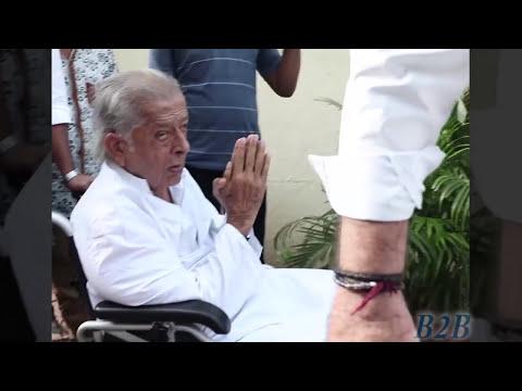 Shashi Kapoor Last Video || Shashi Kapoor RIP