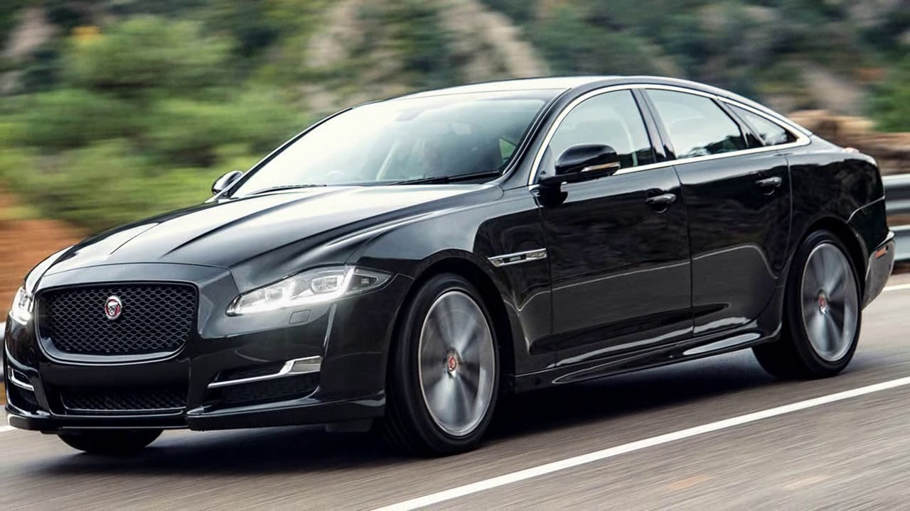the jaguar xj is much more than a sedan. its power and potential