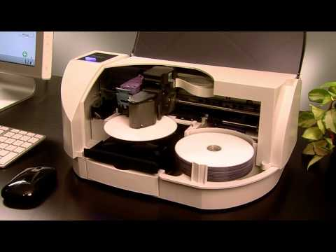 Print And Duplicate CD's And DVD's With Primera's Bravo SE