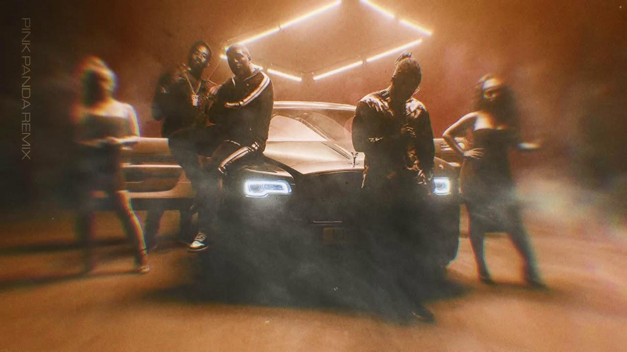 KSI – Houdini (feat. Swarmz & Tion Wayne) [Pink Panda Remix]
