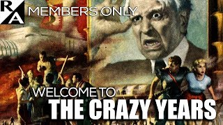 Right Angle: Welcome to The Crazy Years