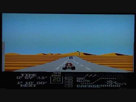 Famicom Grand Prix II: 3D Hot Rally - Famicom Disk