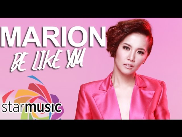 marion-be-like-you-official-lyric-video-abs-cbn-starmusic