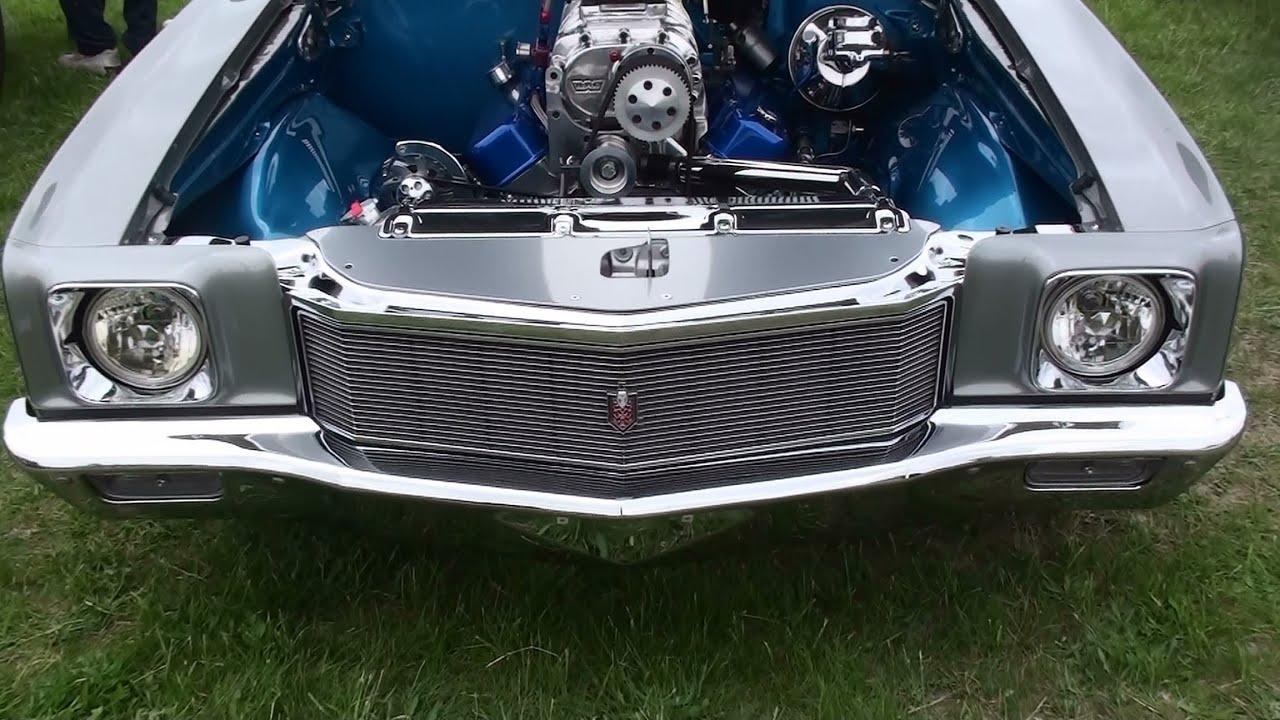 72 Chevy Monte Carlo