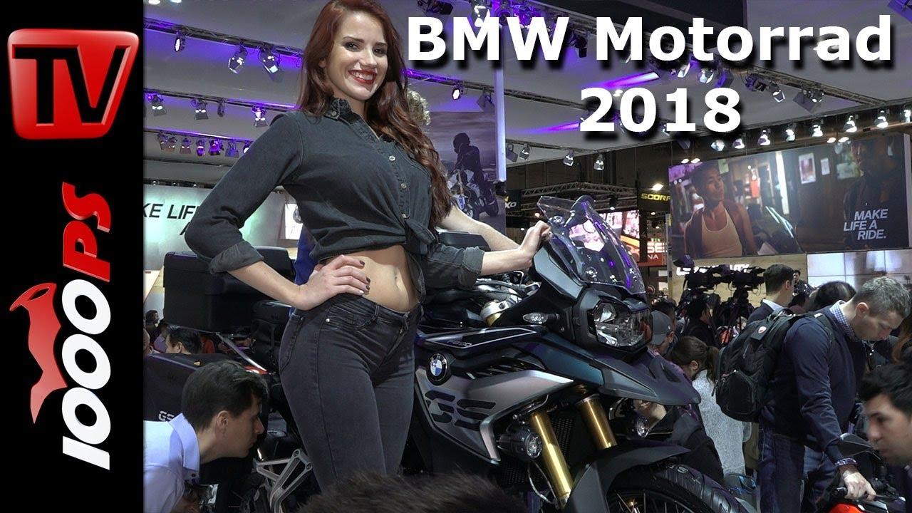 bmw motorrad 2018 premiere bmw k 1600 grand america. Black Bedroom Furniture Sets. Home Design Ideas