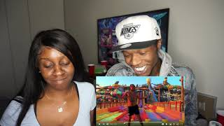 6IX9INE - STOOPID FT. BOBBY SHMURDA (Official Music Video) [REACTION]