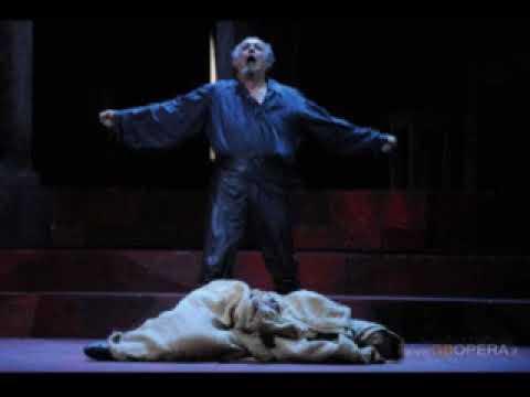 """""""La Maledizione"""" High Notes - 29 Baritones in Rigoletto / LIVE"""