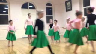 Eden's end of term ballet concert