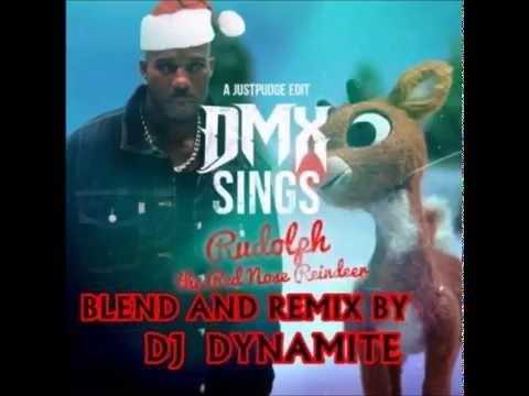 DMX SINGS Rudolph the Red Nosed Reindeer 2014