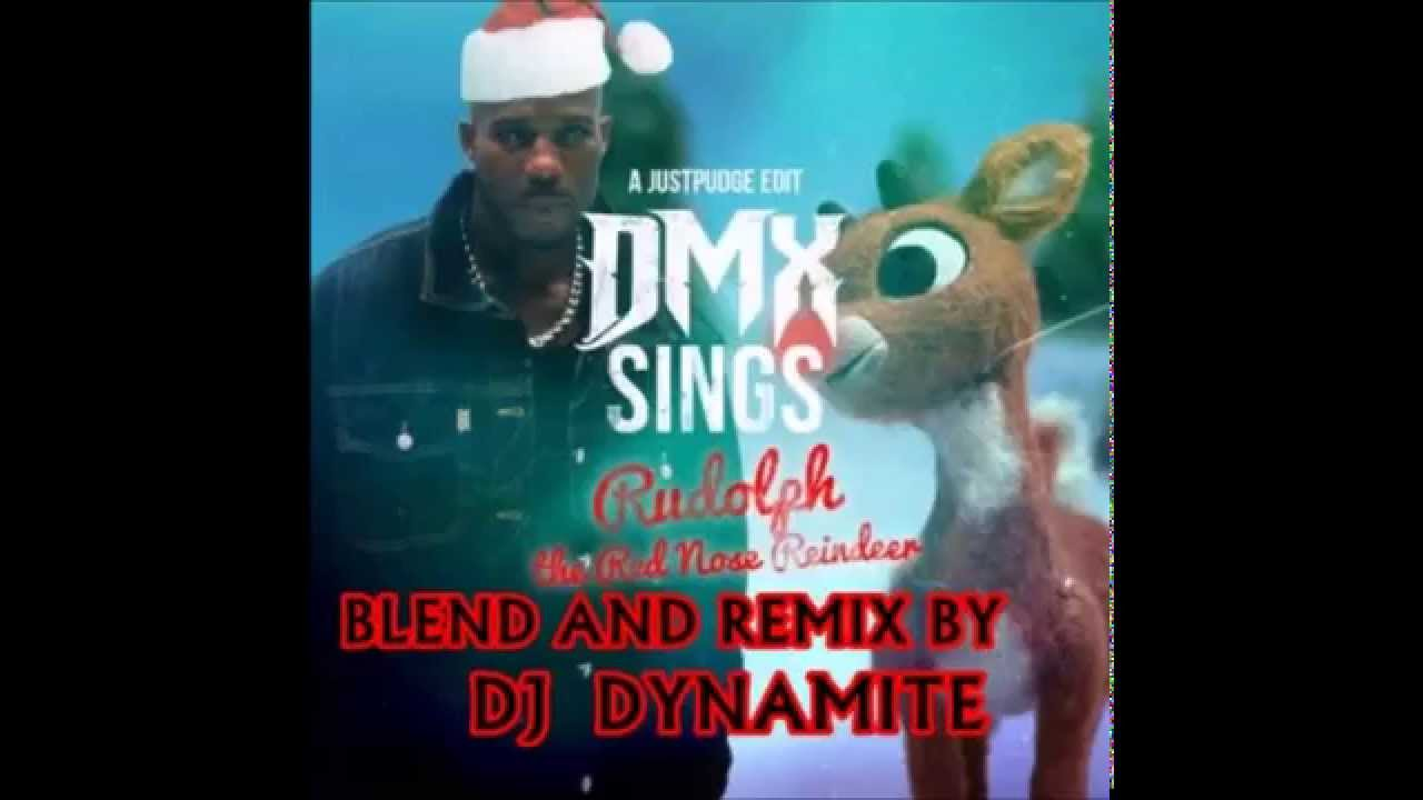 Download DMX SINGS Rudolph the Red Nosed Reindeer 2014