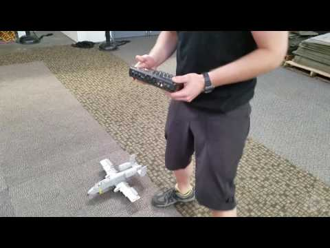 The Joy Of This Lego Plane's Liftoff Quickly Turns To Heartbreak