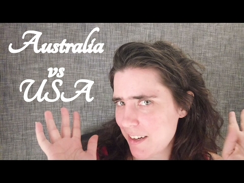 🌏 ASMR Australia vs USA Ramble 🌎 (3Dio, Soft Spoken)   ☀365 Days of ASMR☀