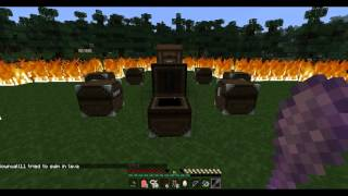 minecraft hunger games w vch
