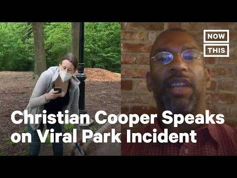 Christian Cooper Speaks Out About Viral Central Park Incident | NowThis